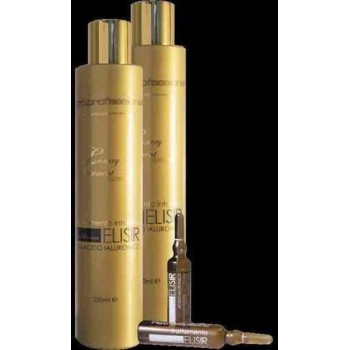 ELISIR Shampoo con Acido Ialuronico 250ml Retro Professional
