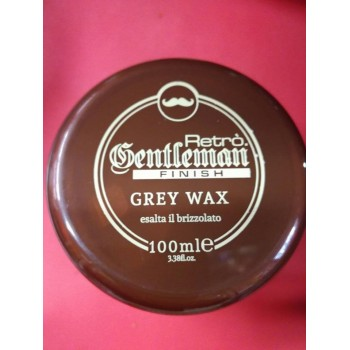 Retrò.Gentleman GREY WAX 100ml