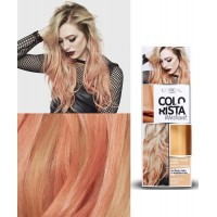 L'Oreal COLORISTA Washout PEACH HAIR