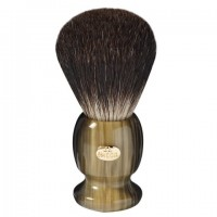 OMEGA 6224 Black Badger Shaving Brush