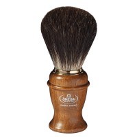 OMEGA 6191 Black Badger Shaving Brush