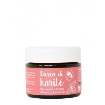Burro di karité biologico 50ml