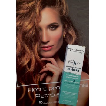 RE-BIRTH 01 REPHAIR Retrò.Professional 100ml