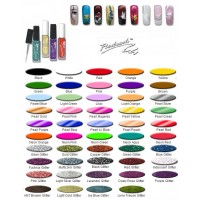 Flex Brush nail polish for NAIL ART