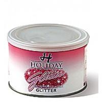 Wax Liposoluble Glitter vase 400 ml