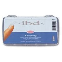 Ibd natural nail tips