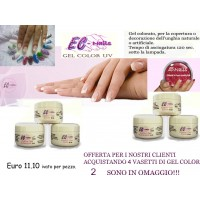 OFFERTA  Gel Color 5 gr
